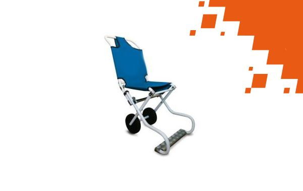 CarryLite Transit Chair AMB