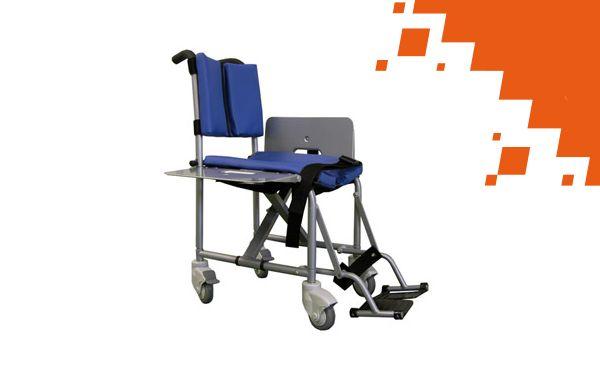 Lightweight Narrow Aisle Wheelchair