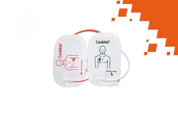 Electrodos CardiAid DEA