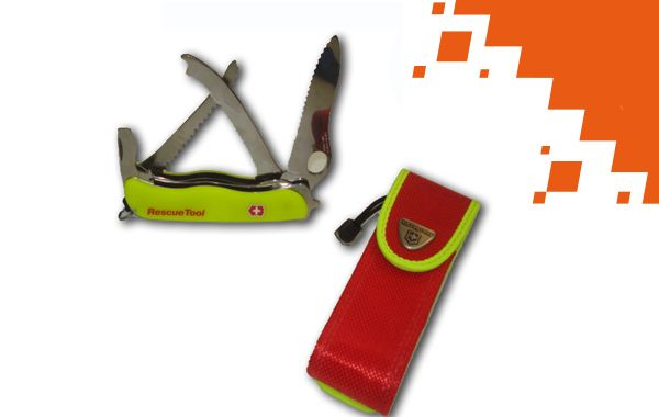 Navaja Vitorinox Rescuel Tool