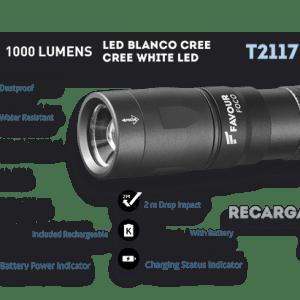 Luz Táctica T2117